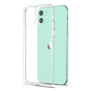 ⤵️ IPhone 12 Pro Max Ultra Thin Clear Phone Case